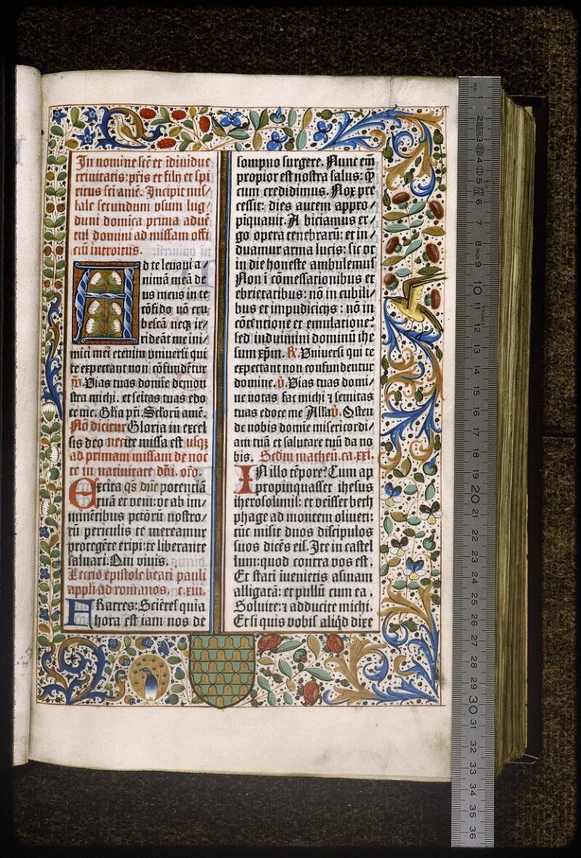 Lyon, Bibl. mun., inc. 0407, f. 011 - vue 1