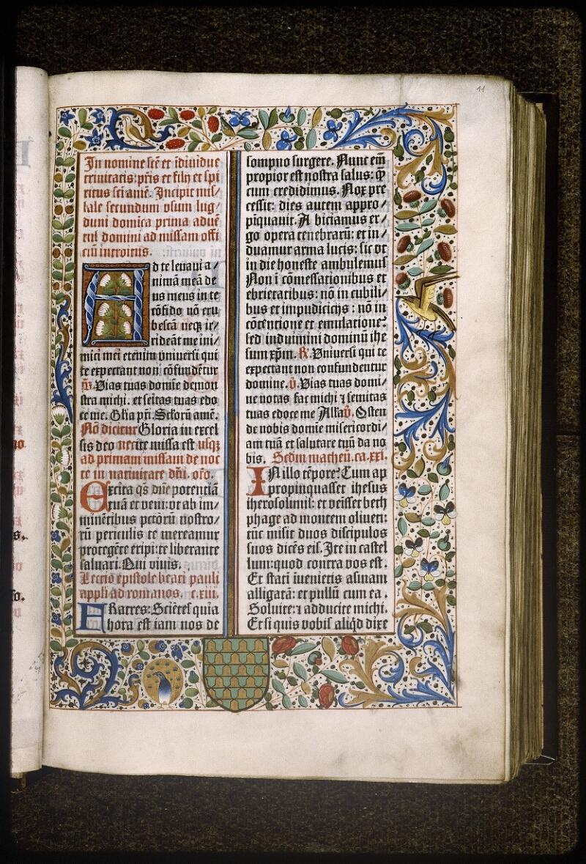 Lyon, Bibl. mun., inc. 0407, f. 011 - vue 2