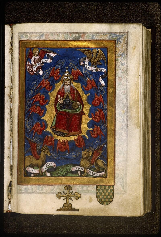 Lyon, Bibl. mun., inc. 0407, f. 151 - vue 1