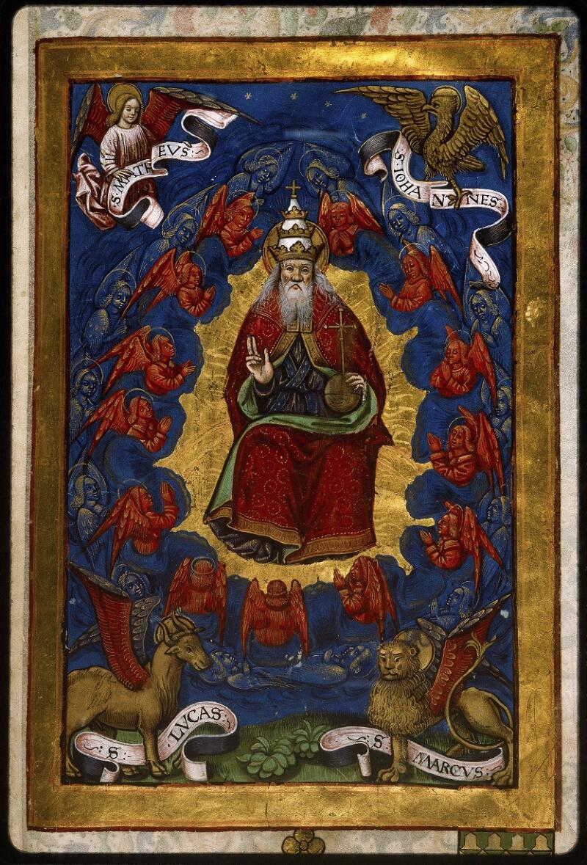 Lyon, Bibl. mun., inc. 0407, f. 151 - vue 2