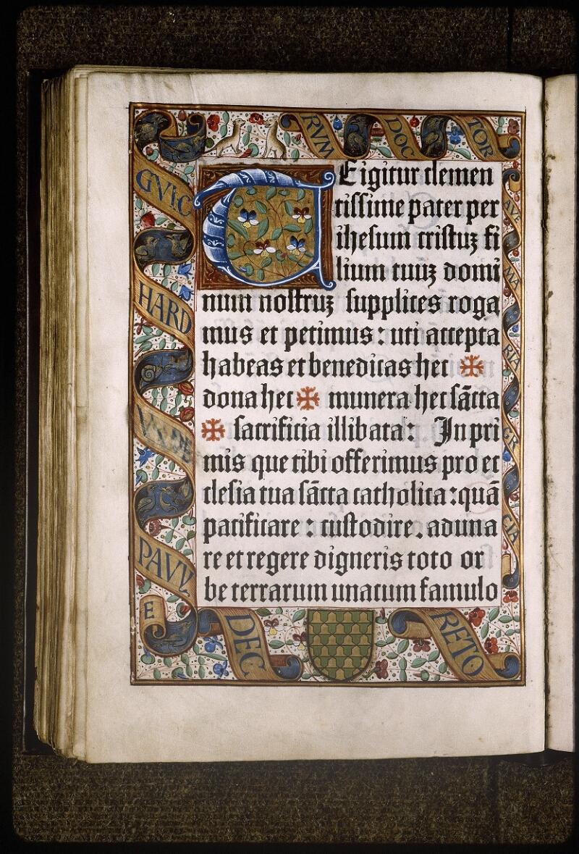 Lyon, Bibl. mun., inc. 0407, f. 152v - vue 1