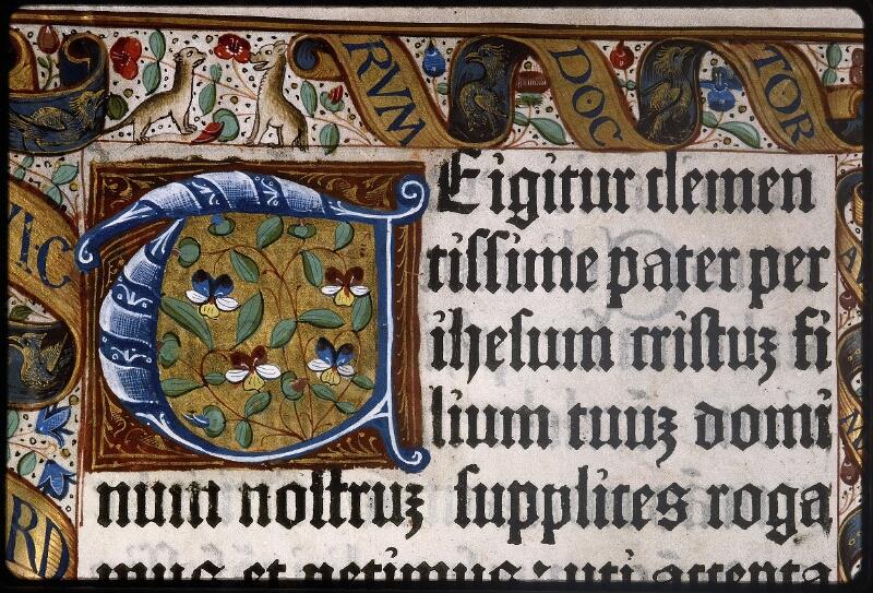 Lyon, Bibl. mun., inc. 0407, f. 152v - vue 2