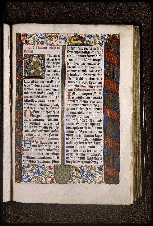 Lyon, Bibl. mun., inc. 0407, f. 163 - vue 1