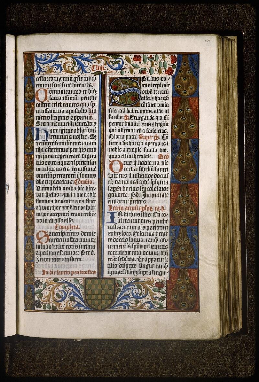 Lyon, Bibl. mun., inc. 0407, f. 189 - vue 1