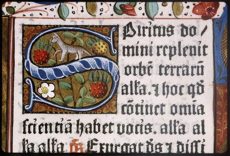Lyon, Bibl. mun., inc. 0407, f. 189 - vue 2
