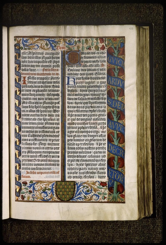 Lyon, Bibl. mun., inc. 0407, f. 199