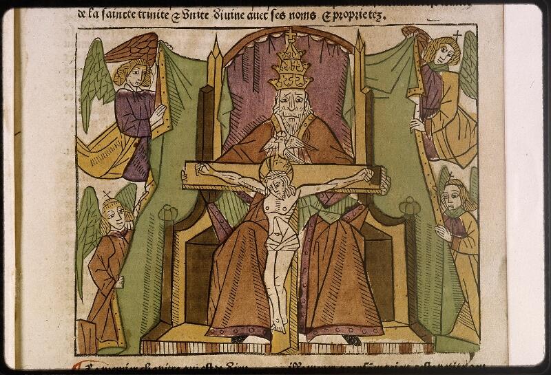 Lyon, Bibl. mun., inc. 0447, f. 0a 1 - vue 3