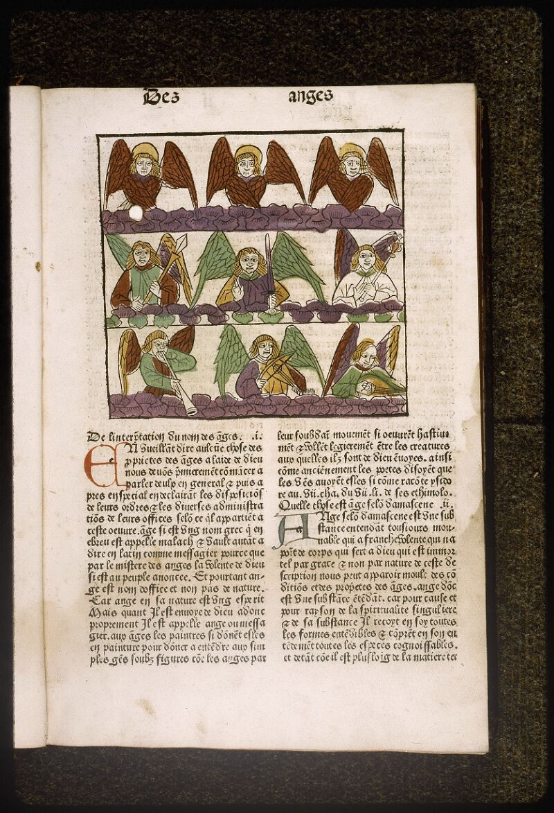 Lyon, Bibl. mun., inc. 0447, f. 0a 6 - vue 1