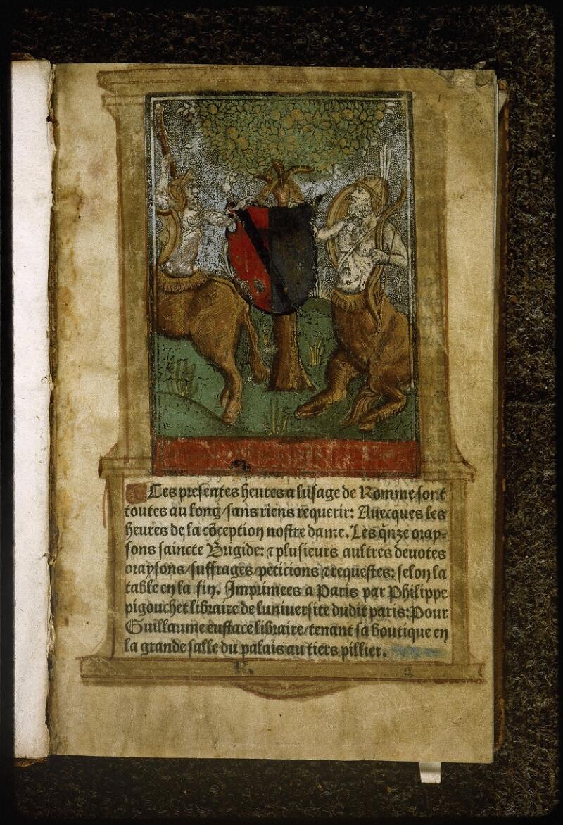 Lyon, Bibl. mun., inc. 0576, f. 001 - vue 2