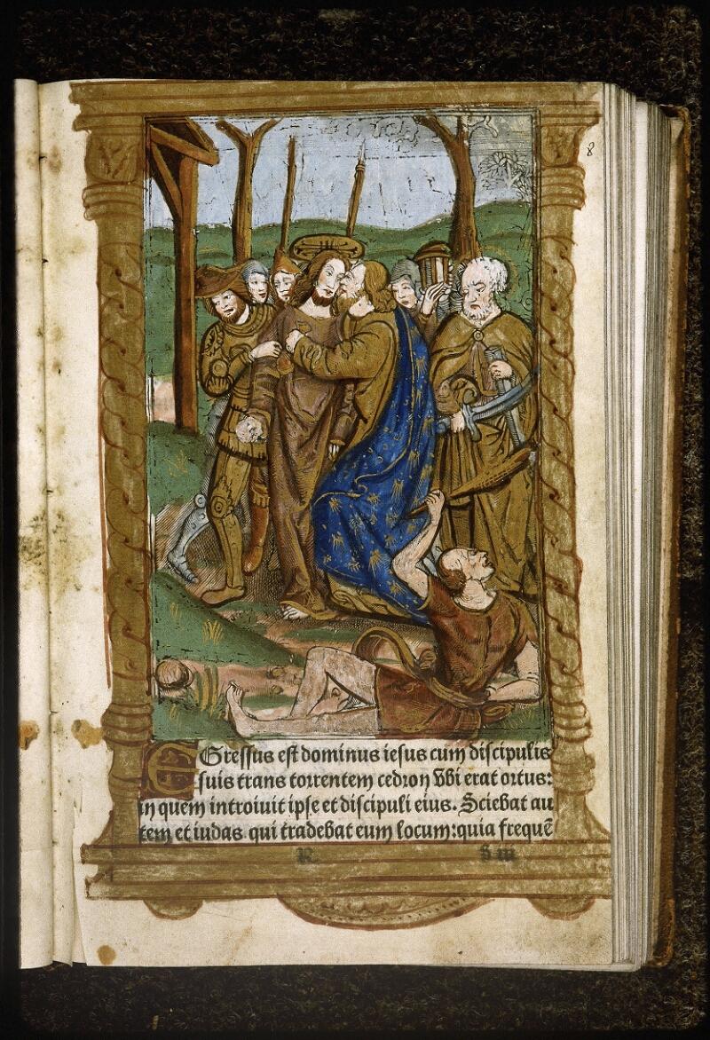 Lyon, Bibl. mun., inc. 0576, f. 008 - vue 1