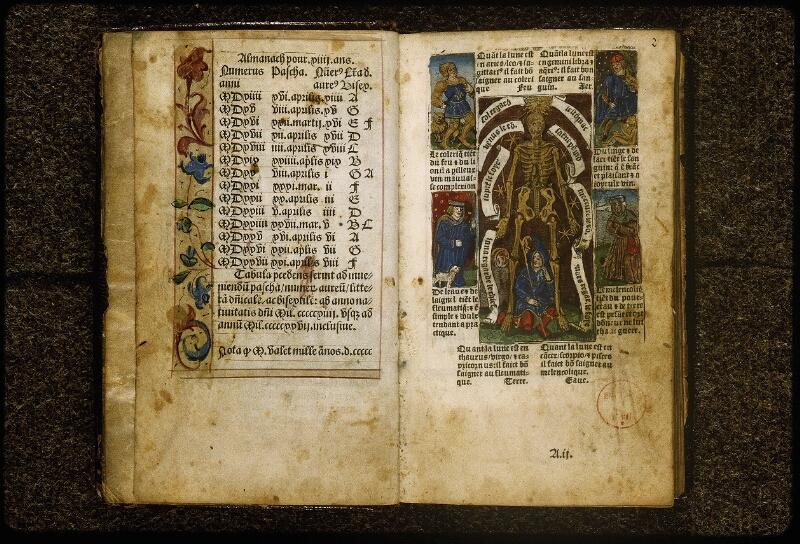 Lyon, Bibl. mun., inc. 0691, f. 001v-002