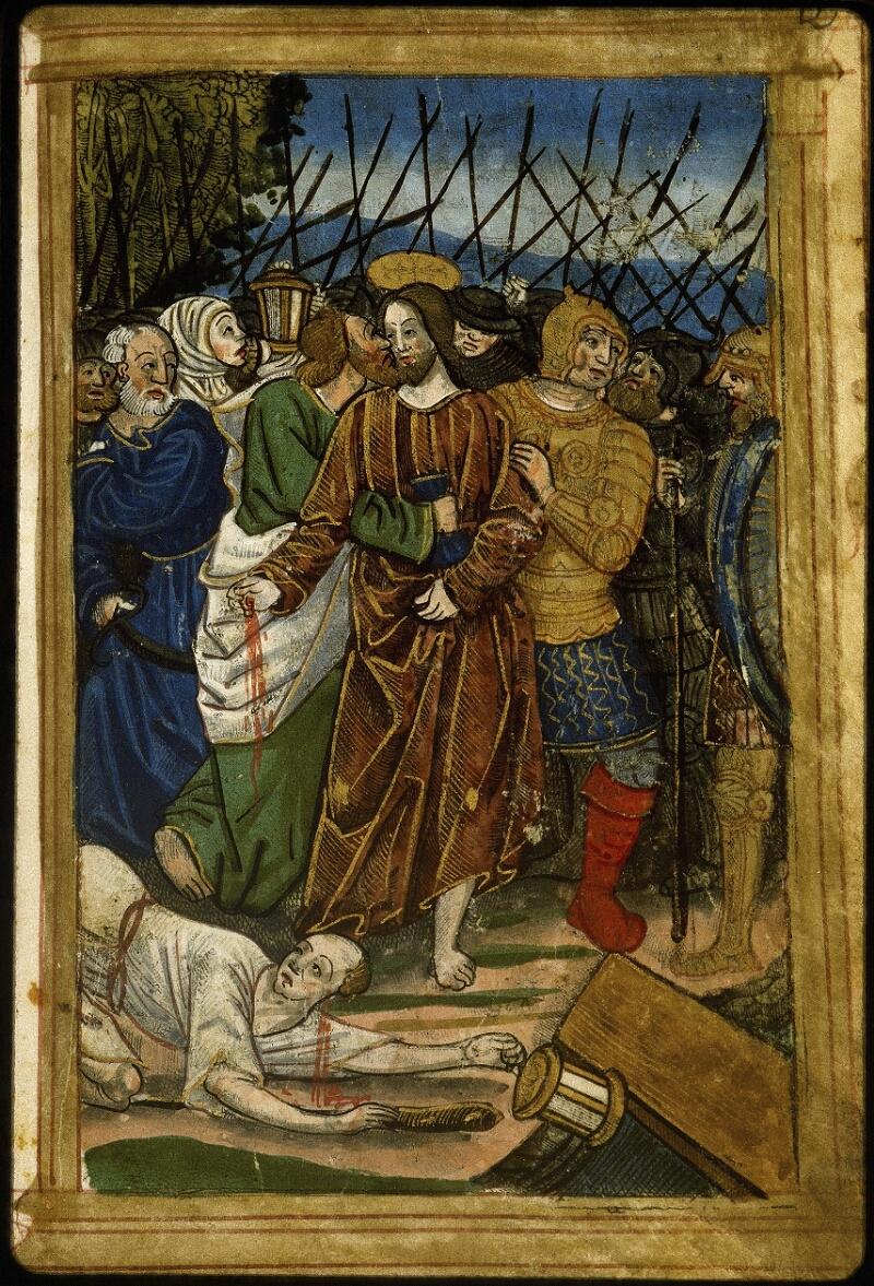 Lyon, Bibl. mun., inc. 0691, f. 012 - vue 2