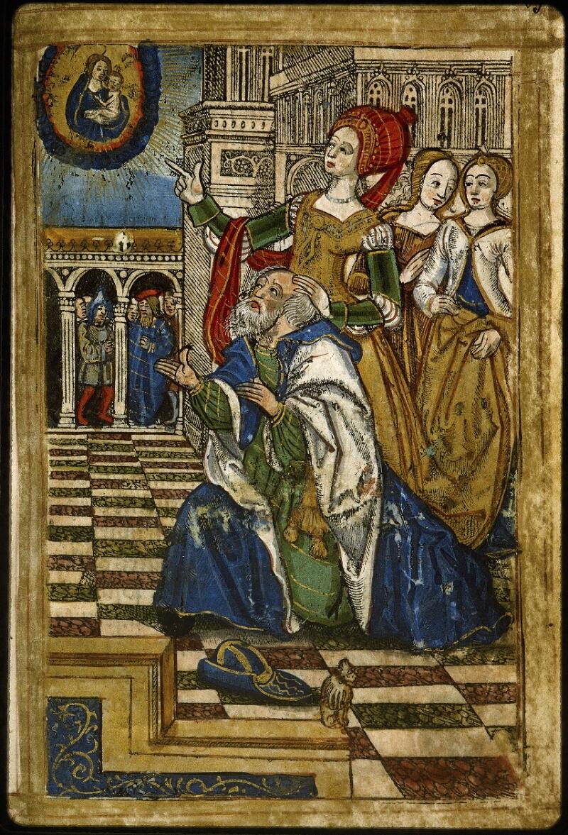 Lyon, Bibl. mun., inc. 0691, f. 033
