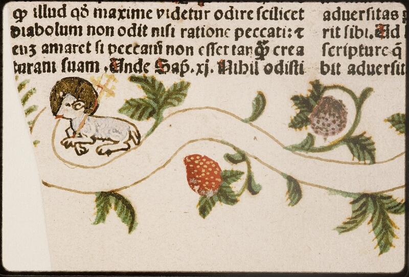 Lyon, Bibl. mun., inc. 0754, f. 006v - vue 2