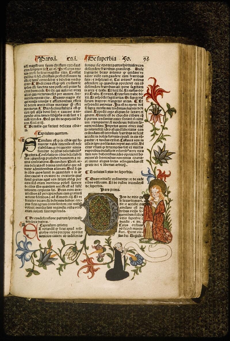 Lyon, Bibl. mun., inc. 0754, f. 096 - vue 2