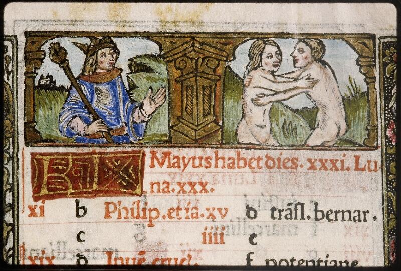 Lyon, Bibl. mun., inc. 0849, p. 009 - vue 1