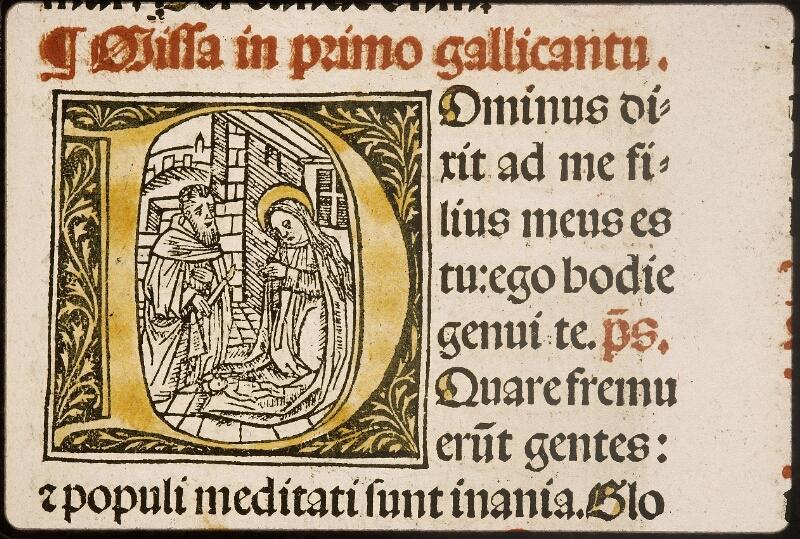 Lyon, Bibl. mun., inc. 0921, f. 009