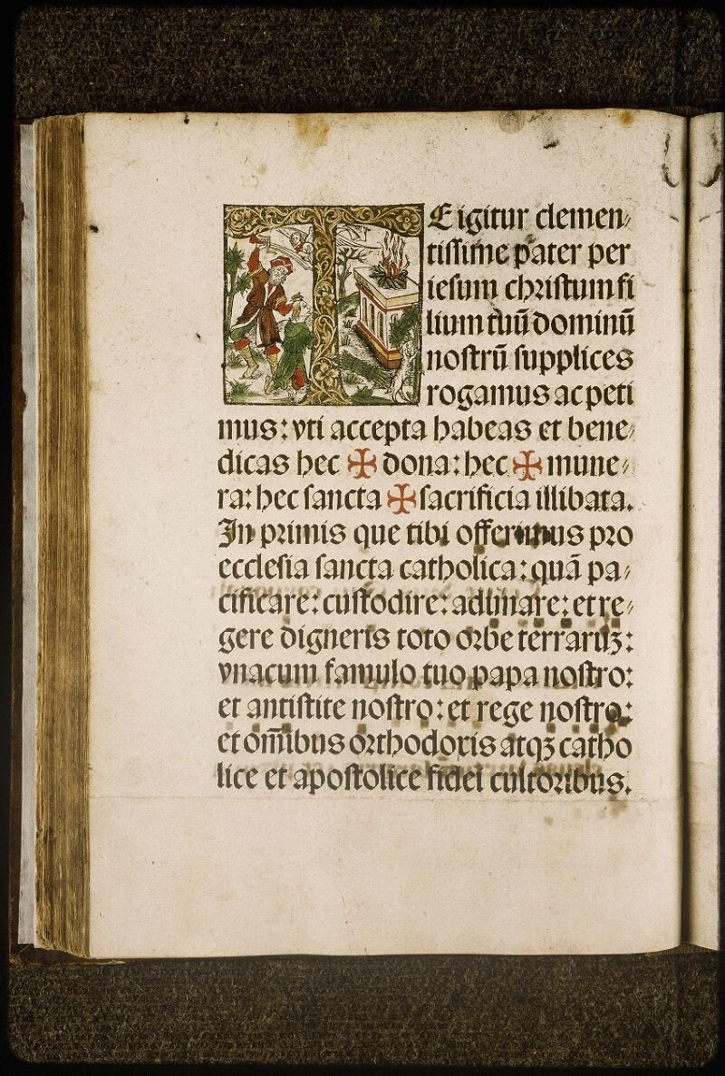 Lyon, Bibl. mun., inc. 0921, f. 102v - vue 1
