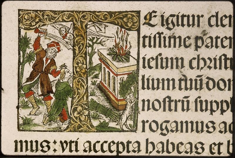 Lyon, Bibl. mun., inc. 0921, f. 102v - vue 2