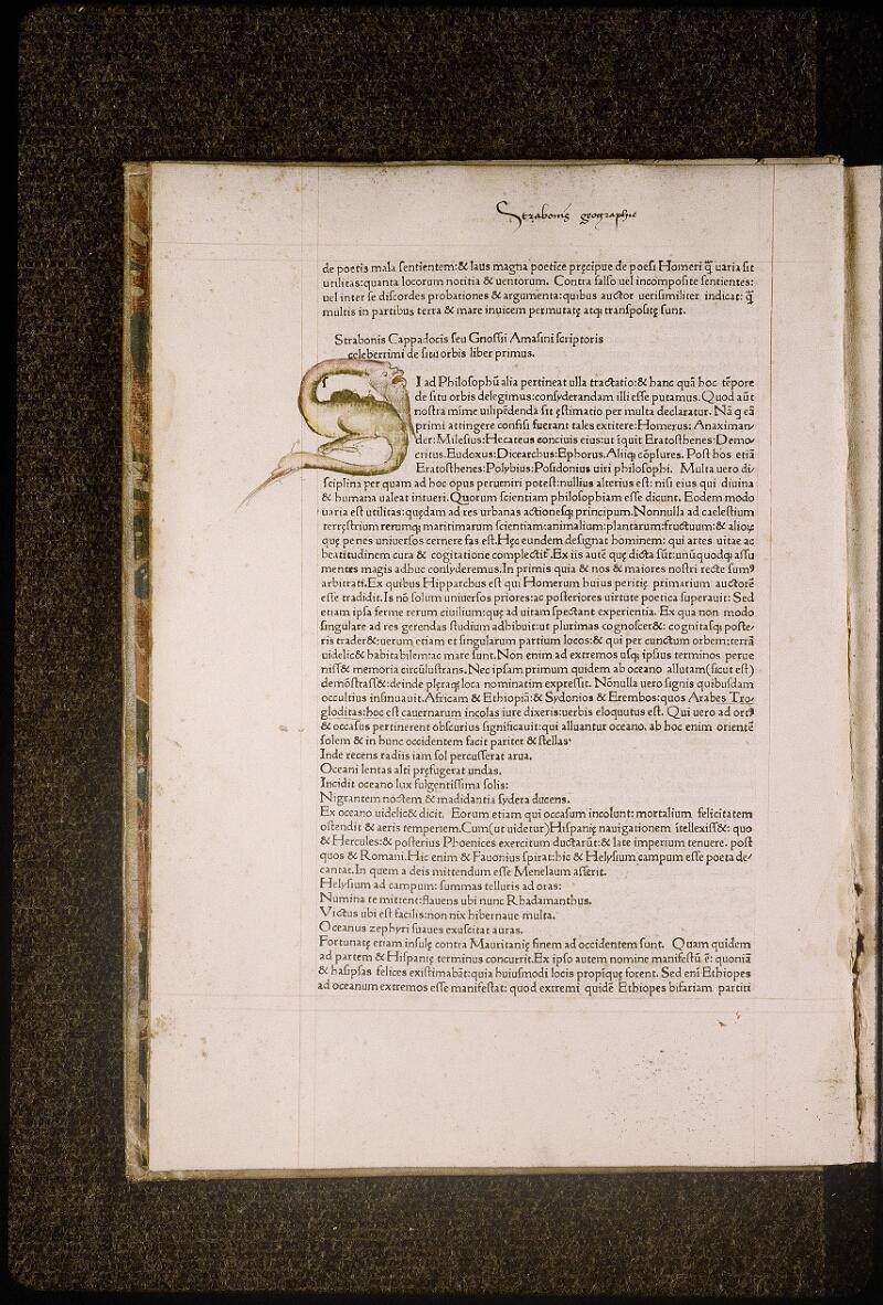 Lyon, Bibl. mun., inc. 1032, f. 004v - vue 2