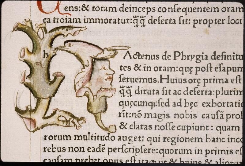 Lyon, Bibl. mun., inc. 1032, f. 153