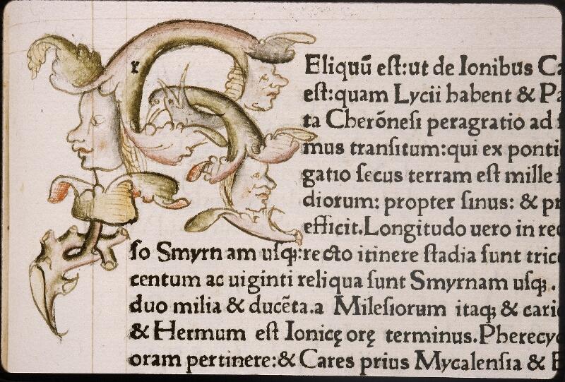 Lyon, Bibl. mun., inc. 1032, f. 166