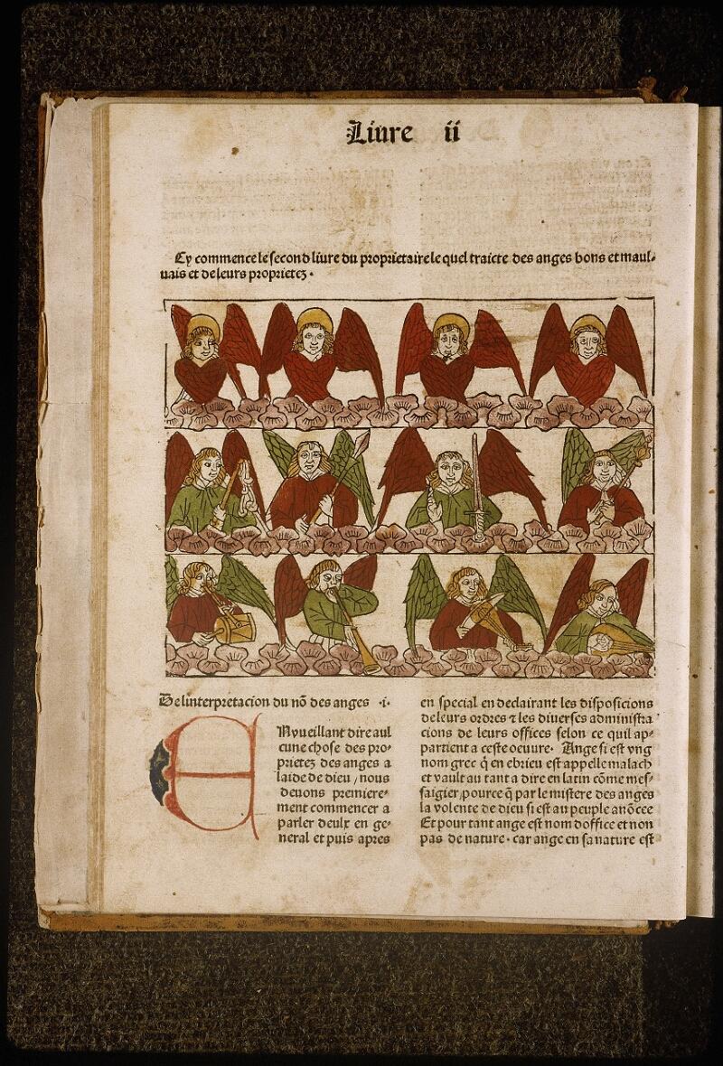 Lyon, Bibl. mun., inc. 1042, f. 014v - vue 1