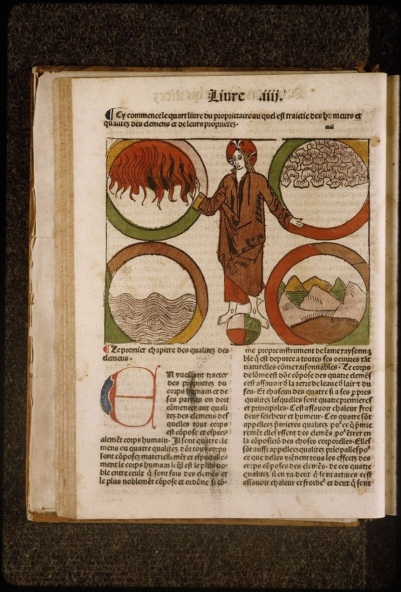 Lyon, Bibl. mun., inc. 1042, f. 035v - vue 1