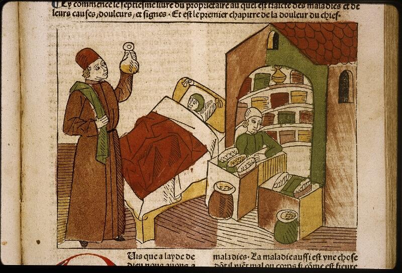 Lyon, Bibl. mun., inc. 1042, f. 092 - vue 2