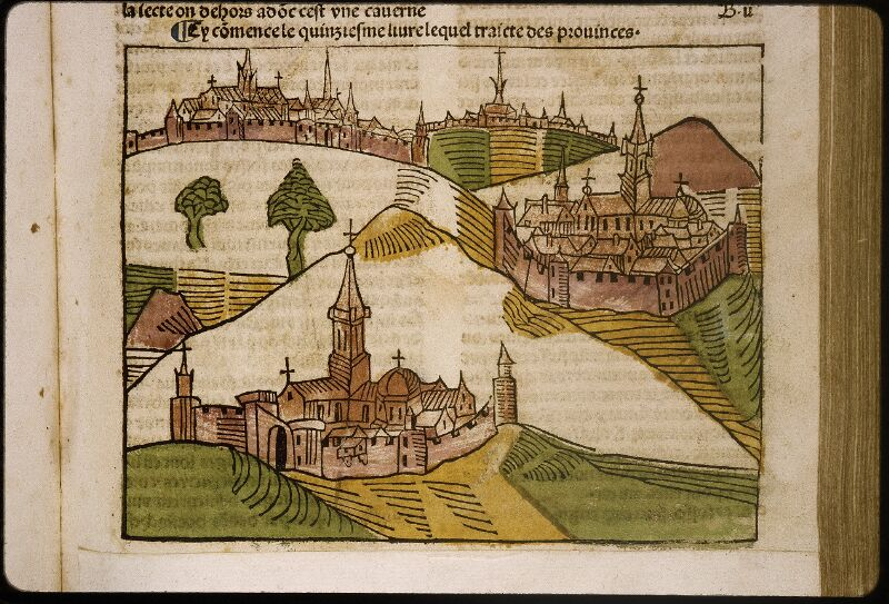 Lyon, Bibl. mun., inc. 1042, f. 196