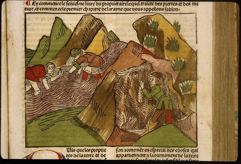 Lyon, Bibl. mun., inc. 1042, f. 220