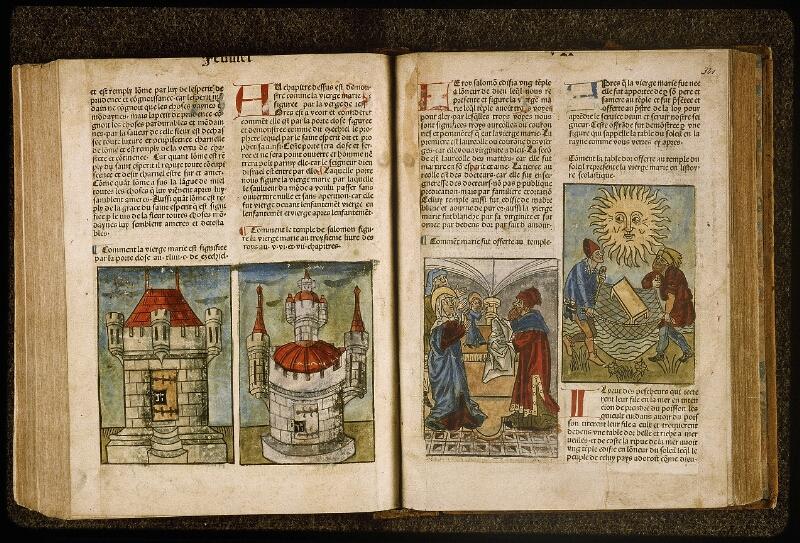 Lyon, Bibl. mun., inc. 1043, f. 340v-341