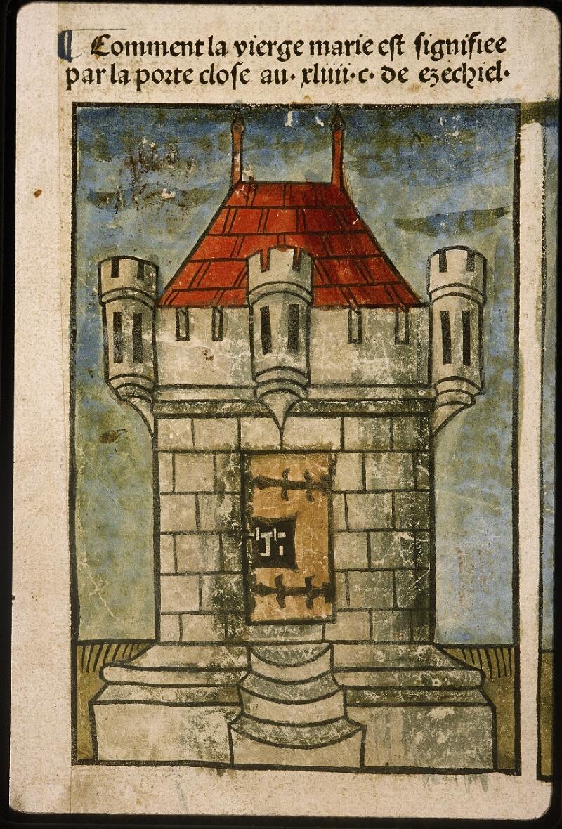 Lyon, Bibl. mun., inc. 1043, f. 340v - vue 1