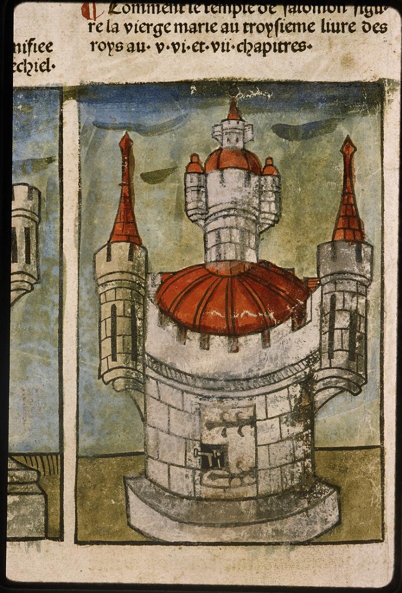 Lyon, Bibl. mun., inc. 1043, f. 340v - vue 2