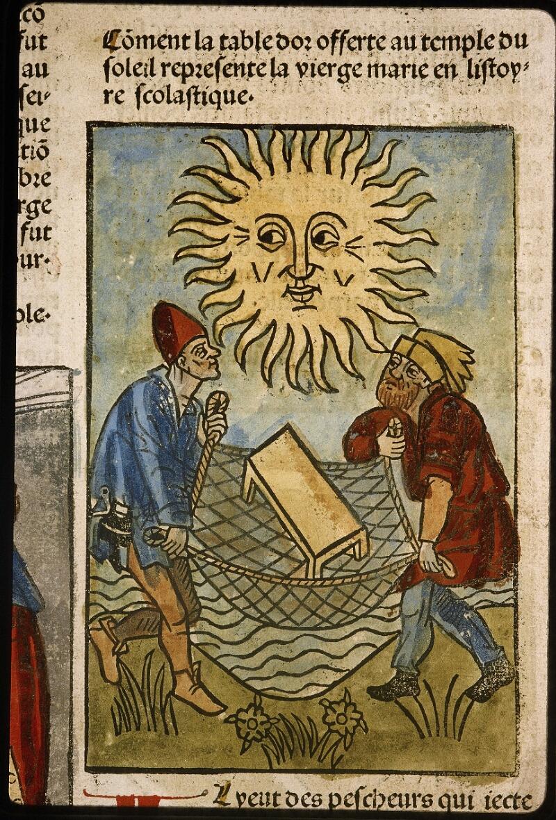Lyon, Bibl. mun., inc. 1043, f. 341 - vue 2