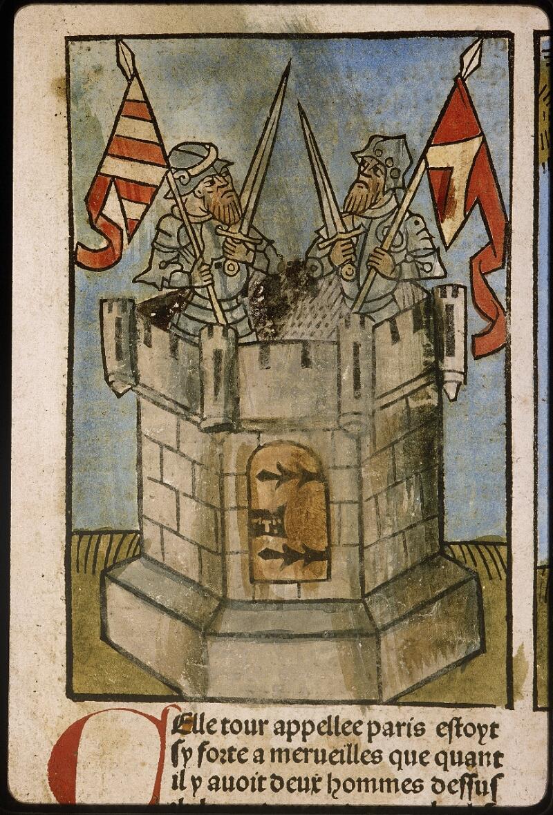 Lyon, Bibl. mun., inc. 1043, f. 344v - vue 2