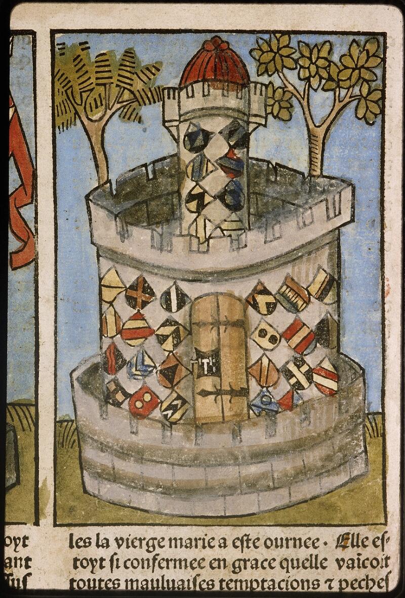Lyon, Bibl. mun., inc. 1043, f. 344v - vue 3