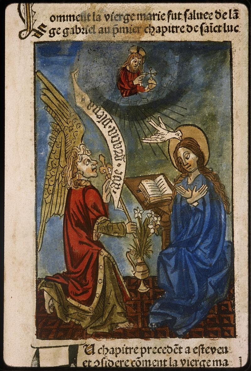 Lyon, Bibl. mun., inc. 1043, f. 345