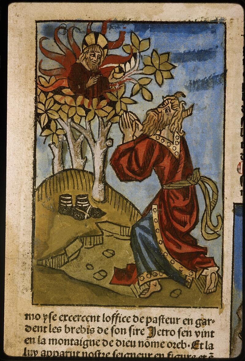 Lyon, Bibl. mun., inc. 1043, f. 345v - vue 1