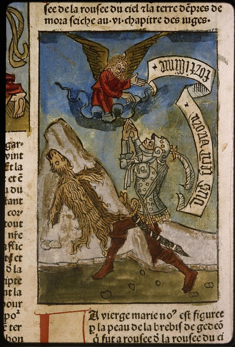 Lyon, Bibl. mun., inc. 1043, f. 345v - vue 2