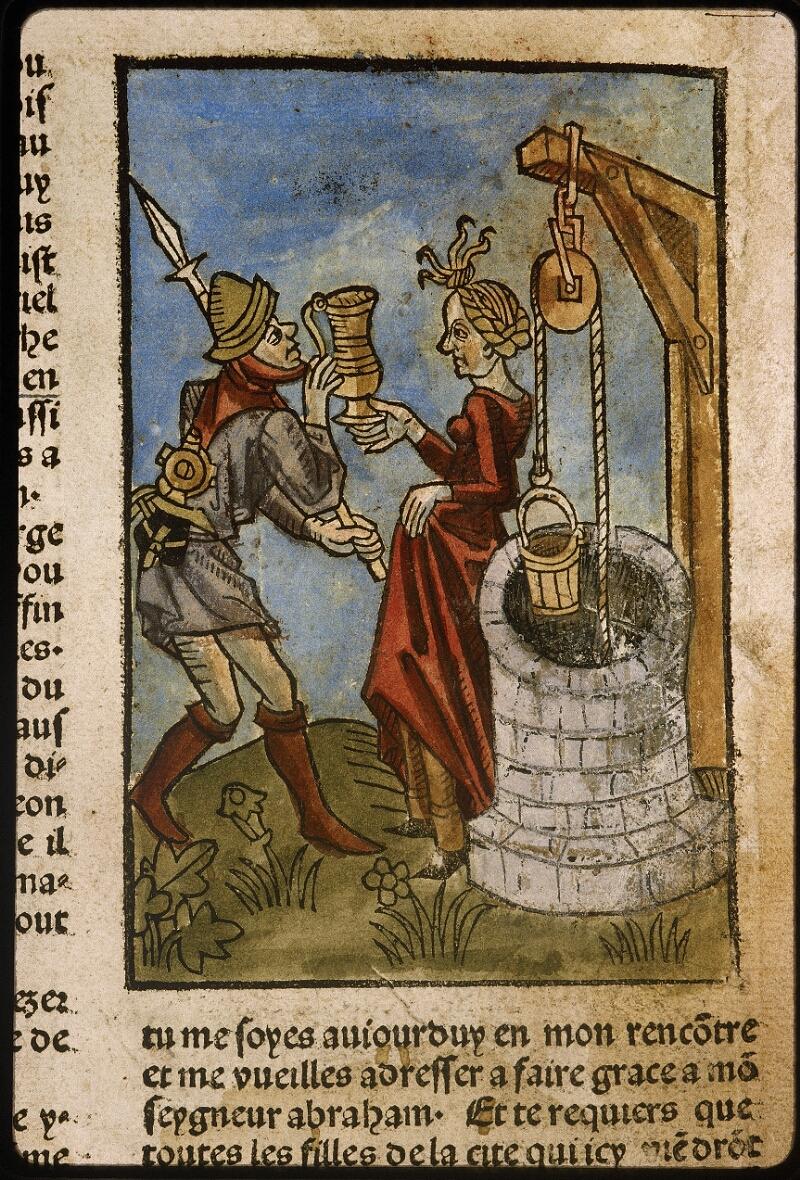 Lyon, Bibl. mun., inc. 1043, f. 346