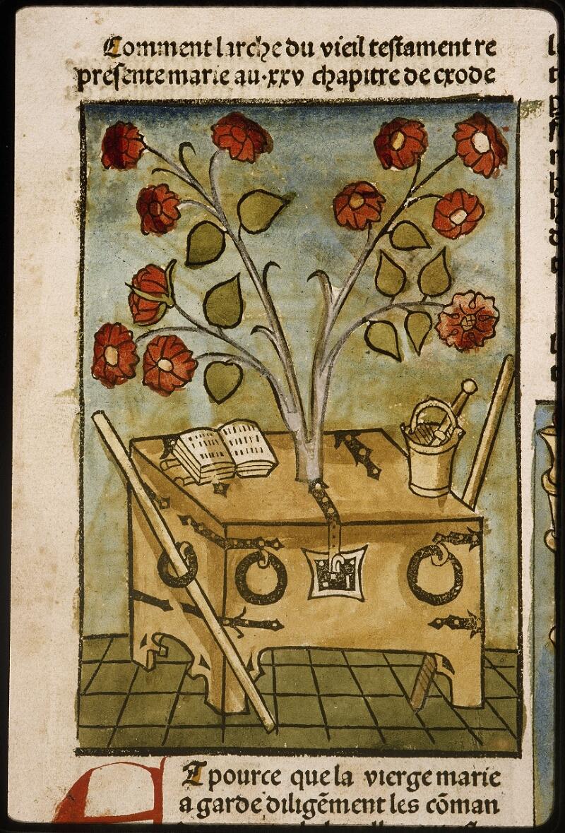Lyon, Bibl. mun., inc. 1043, f. 360v - vue 1