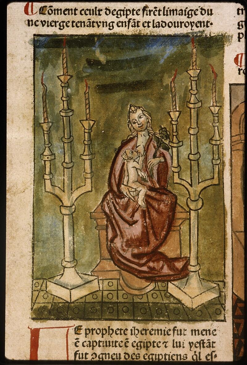 Lyon, Bibl. mun., inc. 1043, f. 364v - vue 1