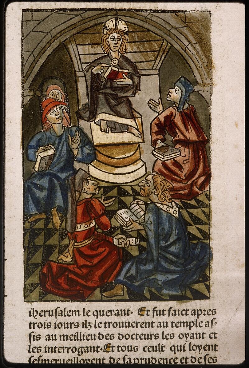 Lyon, Bibl. mun., inc. 1043, f. 367