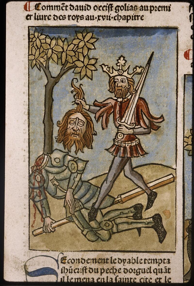 Lyon, Bibl. mun., inc. 1043, f. 371 - vue 1