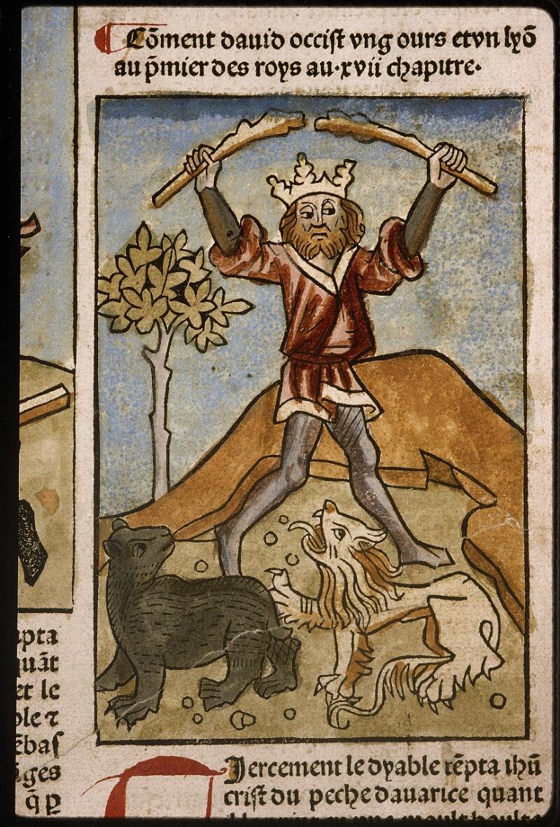 Lyon, Bibl. mun., inc. 1043, f. 371 - vue 2