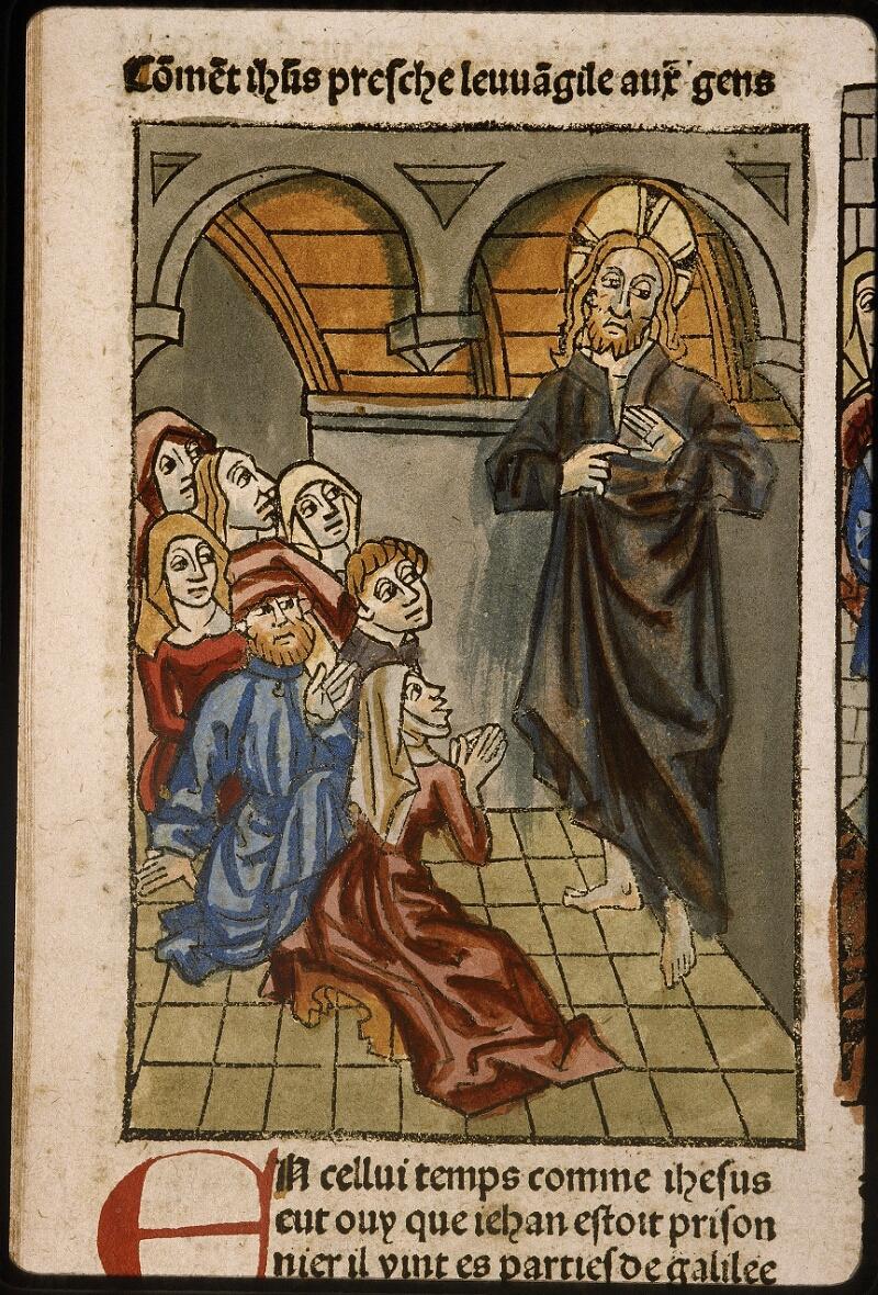 Lyon, Bibl. mun., inc. 1043, f. 373v - vue 1