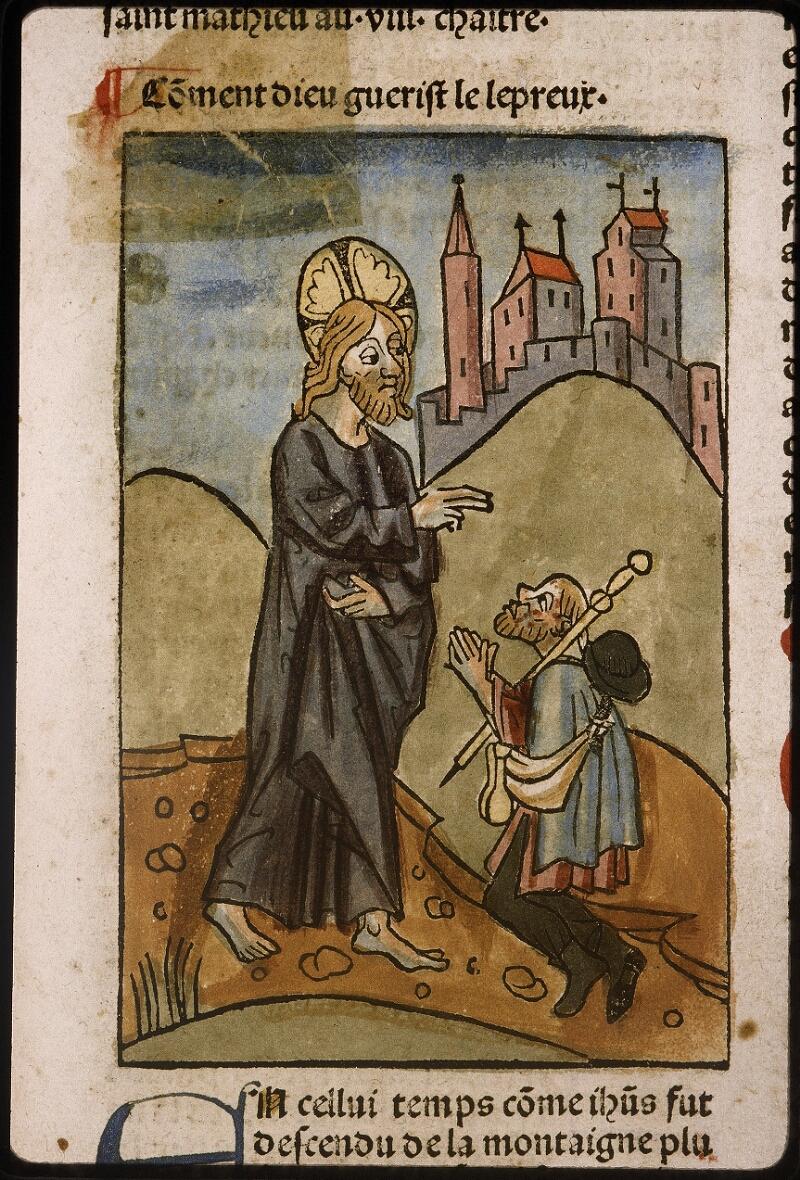 Lyon, Bibl. mun., inc. 1043, f. 374