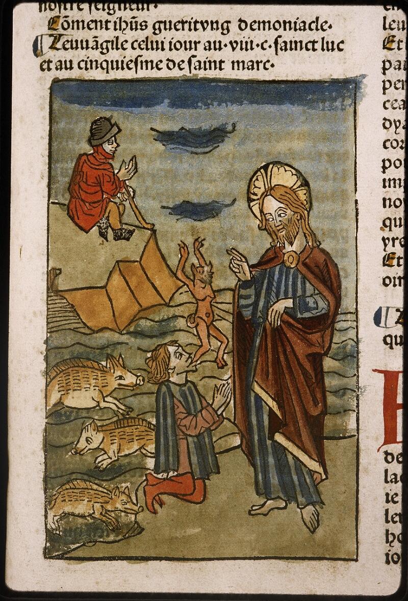 Lyon, Bibl. mun., inc. 1043, f. 377