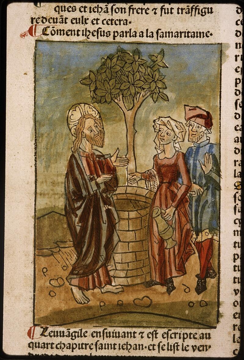 Lyon, Bibl. mun., inc. 1043, f. 388v